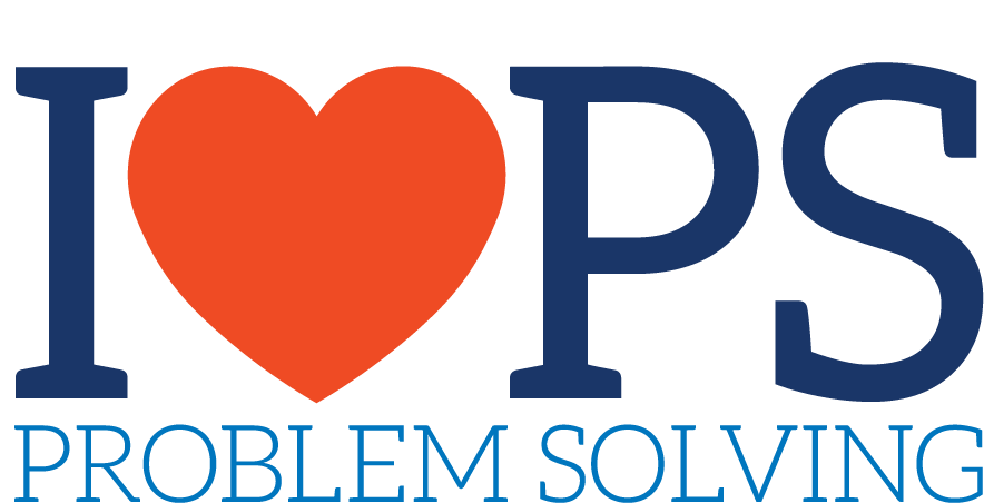 I Love Problem Solving Logo